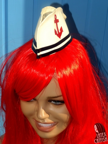Latex Schiffchen Sweet Sailor