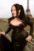 Latex Bolero Paris Couture