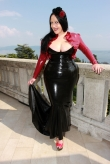 Latex Bolero Little Princess