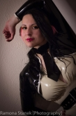 Latex Bolero Strict Lady