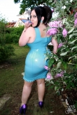 Latex Kleid Magic Love