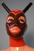 Latex Maske Hot Action