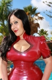 Latex Oberteil Lovely Diva