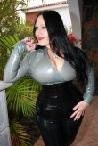 Latex Oberteil Strict Elegance