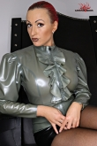 Latex Bluse Goddess