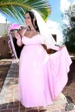 Latex Brautkleid Lovely Wedding