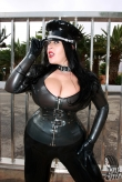Latex Jäckchen Stormy Officer