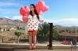 Latex Kleid Queen of Hearts