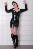 Latex Oberteil Magic Wonder