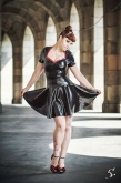 Latex Oberteil Paris Couture