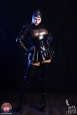 Latex Oberteil Strict Goddess