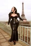 Latex 3-Teiler Paris Couture