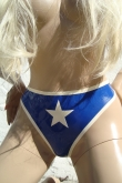 Latex String Star
