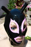 Latex Maske Mission Secret