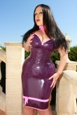 Latex Oberteil Lady Like