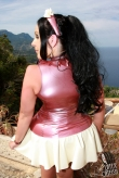 Latex Oberteil Sweet Rose